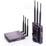 Trasmettitore video wireless digitale broadcast SD 720x576 5.8ghz