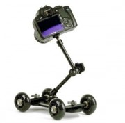 Mini dolly skater per GoPro e DSLR