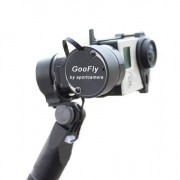 goofly-gimbal-brushless-steady-cam giroscopica per-gopro-3