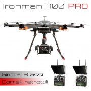 drone per riprese video con red epic
